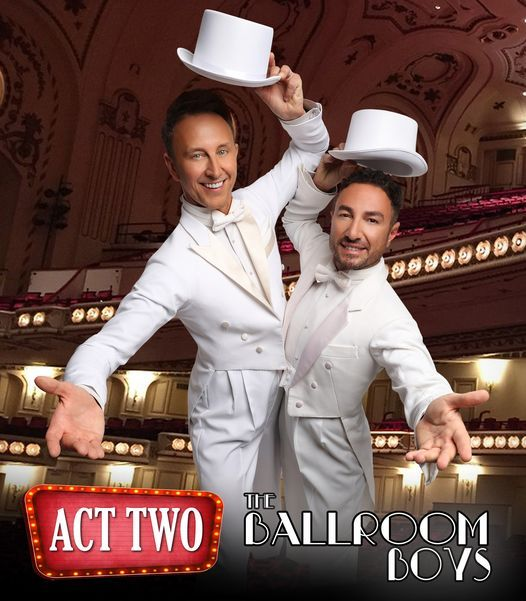 The Ballroom Boys, Act Two, Burnley, Mechanics, 4 November | Event in Great Yarmouth | AllEvents.in