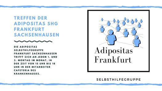 Treffen der Adipositas ShG Frankfurt Sachsenhausen | Event in Frankfurt | AllEvents.in