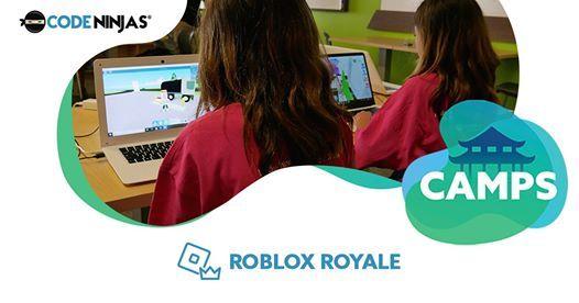 Roblox Camps Summer Camp Roblox Royale At Code Ninjas Spring