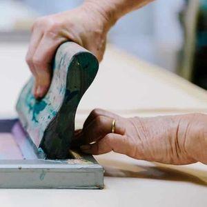 Screen Printing on Textiles