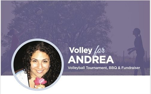 Volley for Andrea 2020