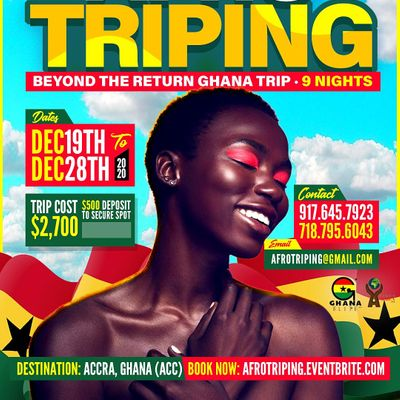 AfroTriping  Beyond The Return Ghana Trip  9 Nights