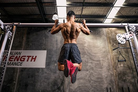 Hypertrophy Level 1 with Ben Siong (AUS)
