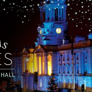 Christmas Party Night at Stockport Town Hall