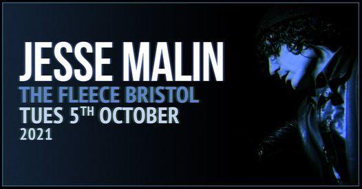 Jesse Malin at The Fleece, Bristol 05/10/21, 5 October | Event in Bristol | AllEvents.in