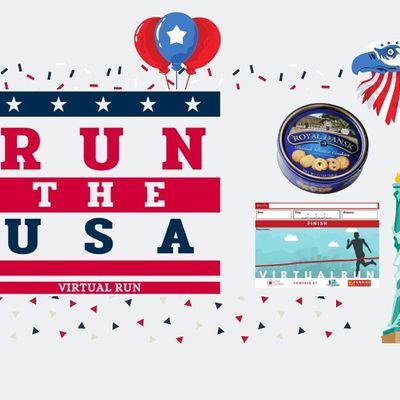 Run South Carolina Virtual Race