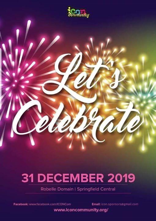Lets Celebrate - NYE 2019