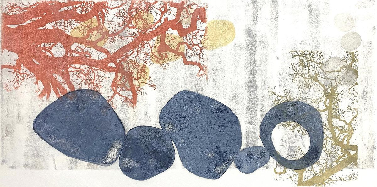 Artist Mixer: Printmaking with Rubber Plates, 14 January | Online Event | AllEvents.in