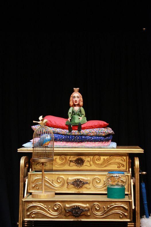 Kindertheater mit dem Theater Knuth | Die Prinzessin auf der Erbse, 10 October | Event in Mannheim | AllEvents.in