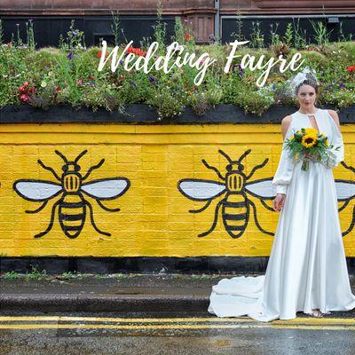 Etihad Stadium Wedding Fayre hosted by County Brides