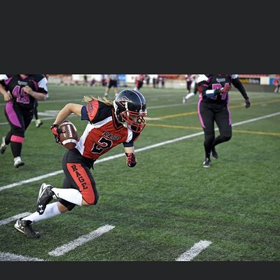 Rage  - Calgary Elite Womens Tackle Football -  Annual Silent Auction