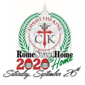 Rome Sweet Home 2020