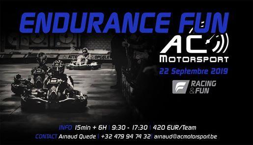 6H Fun Endurance - AC Motorsport