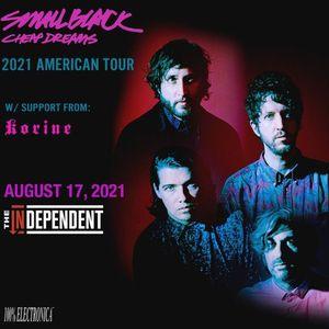 Small Black 2021 Tour - San Francisco