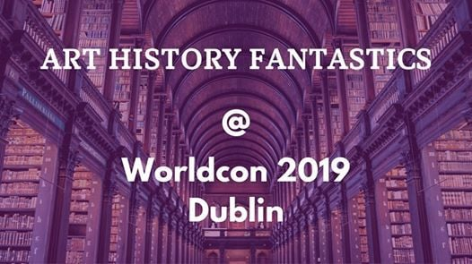 AHF at Worldcon in Dublin