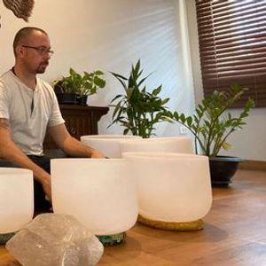 CMH - Crystal Singing Bowl Sound Bath