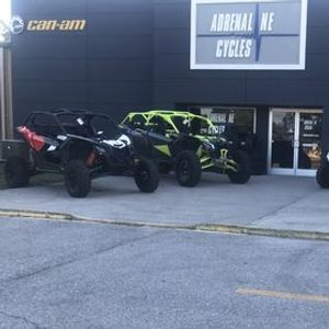 Can-Am SPYDER RT On-road experience Demo Tour