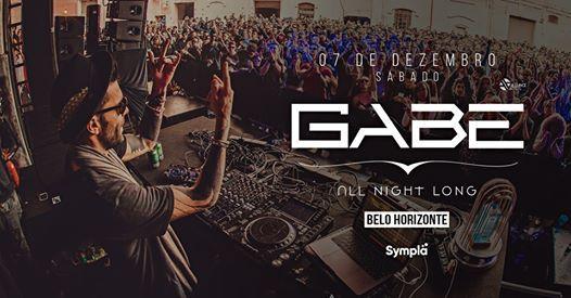 Gabe ALL NIGHT LONG  Belo Horizonte