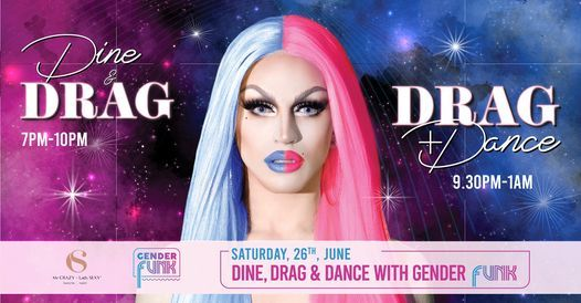 Dine, Drag & Dance with Gender Funk @ P'ti Saigon, 26 June   Event in Ho Chi Minh City   AllEvents.in