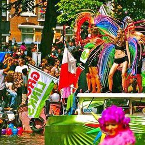 Pride Amsterdam Canal Parade 2021