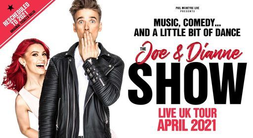 The Joe & Dianne Show, 20 April | Event in Birmingham | AllEvents.in