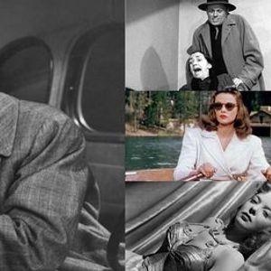 Hollywood Film Noir Femme Fatales to Smiling Psychopaths Webinar