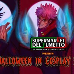Evento Halloween in Cosplay Alla Fumetteria di Avellino