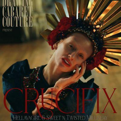 CRUCIFIX - Hellavagirl & Sweet n Twisted Millinery