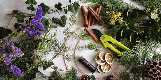 Christmas Wreath Workshop - 10th December