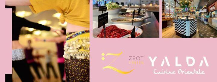 Soire Orientale - Tanzkurs inkl. Essen