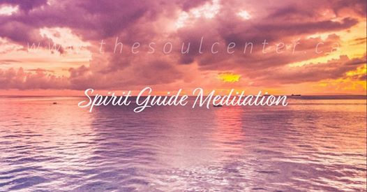 Connecting with your Spirit Guide Meditation