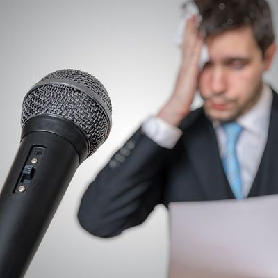 Conquer Your Fear of Public Speaking -Buenos Aires - Virtual Free Trial