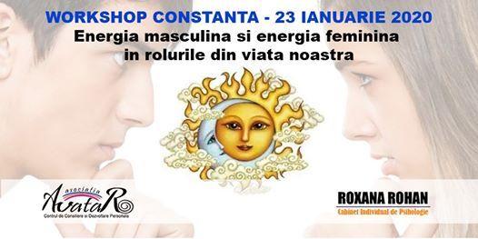 POTI FI SOARE POTI FI LUNA - Workshop Constanta - 23 Ianuarie