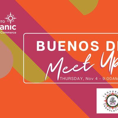 Buenos Das Virtual Meet Up