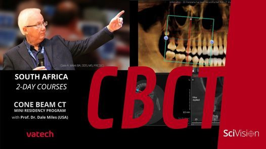 CBCT 2-Day Course with Dr Dale Miles | Cape Town, 12 November | Event in Cape Town | AllEvents.in
