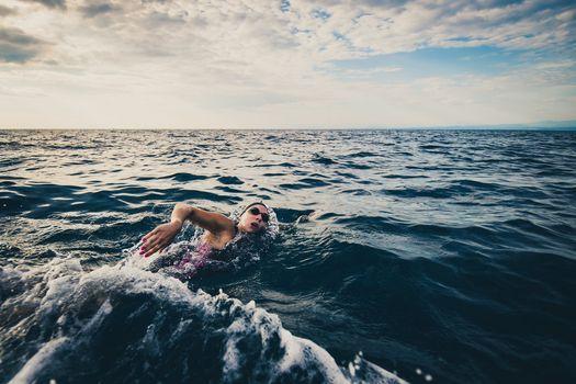 Ironman 70.3 Oceanside Open Water Swim  Long Run