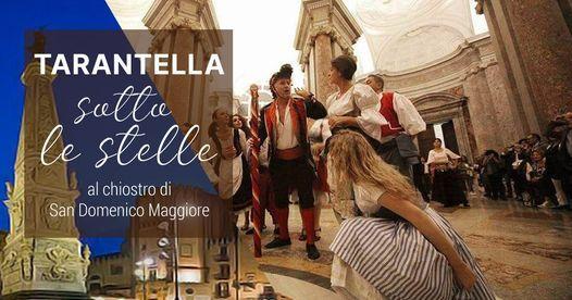 Tarantella sotto le stelle al Chiostro di San Domenico Maggiore, 24 September | Event in Mugnano Di Napoli