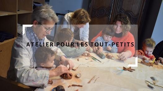 Ateliers pour les tout-petits (18 mois-3 ans)   Event in Brest   AllEvents.in