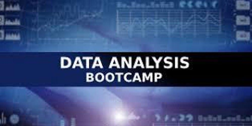 Data Analysis Bootcamp 3 Days Virtual Live Training in Melbourne