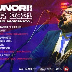 Brunori SAS -Posticipato al 11 dicembre 2021 Roma Palazzo dello Sport