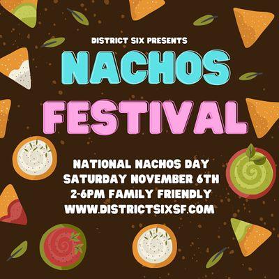 Nachos Festival