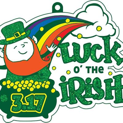 Luck of the Irish 5K - Participate from home  Save 2