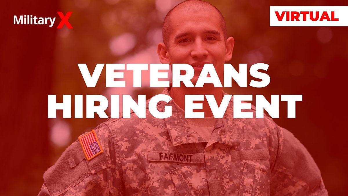 San Antonio Veterans Virtual Career Fair - San Antonio Career Fair, 11 February   Online Event   AllEvents.in
