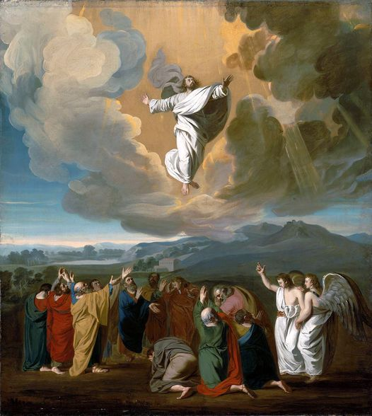 Ascension of Our Lord - Solemn Mass, 13 May | Event in London | AllEvents.in