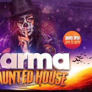 HAUNTED HOUSE - Halloween Party u19