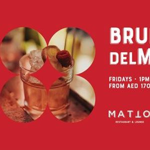 Brunch del MATTO - Fridays