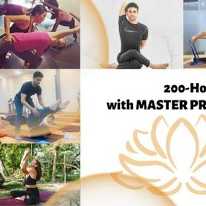 200-Hour YTT with Master Praveen and Mary Deen