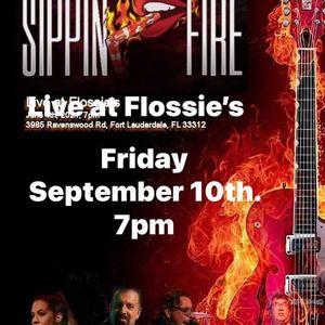 SippinFire at Flossies
