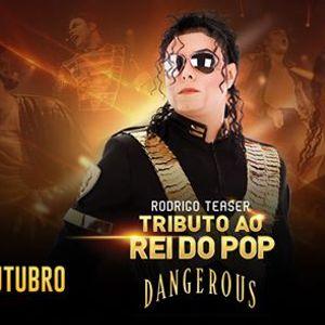Tributo ao Rei do Pop em Pelotas-RS