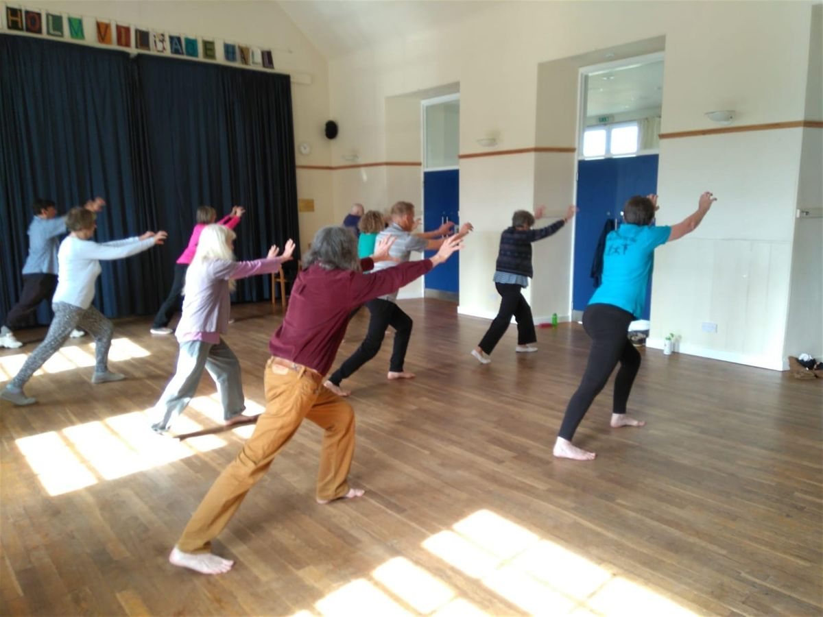 Qigong Weekly Class, 7 January | Event in Kelso | AllEvents.in